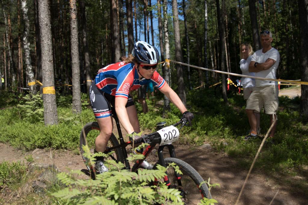 Elisabeth Sveum er godt kjent på Langsetløkka, som har vært hjemmebane siden 2016. Foto: Bengt Ove Sannes